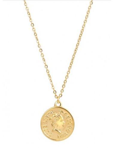 Collar Gargantilla Moneda