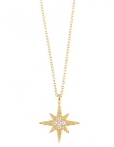 Gargantilla Estrella Polar y 4...