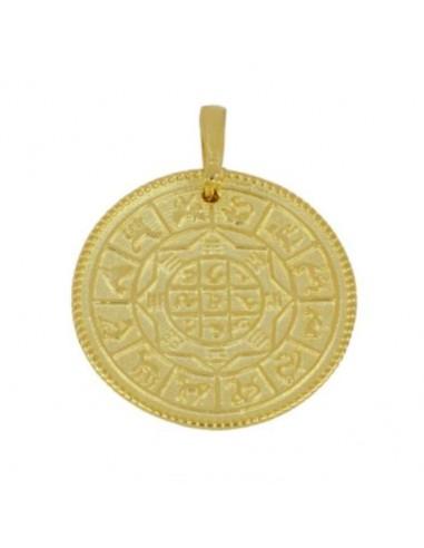 Charm Colgante Medalla Signos del...