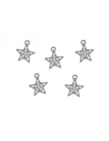 Charm Colgante Estrella con...