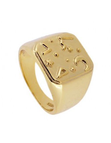 anillo sello cosmos