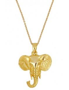 Gargantilla Cabeza de Elefante