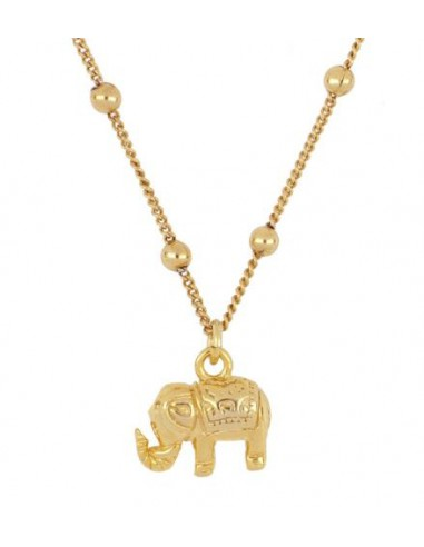 Gargantilla Elefante