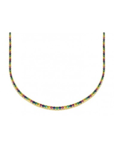 Chocker Circonitas de Colores