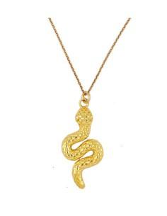 Gargantilla Serpiente Pequeña