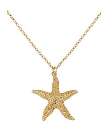 Gargantilla Colgante Estrella de Mar